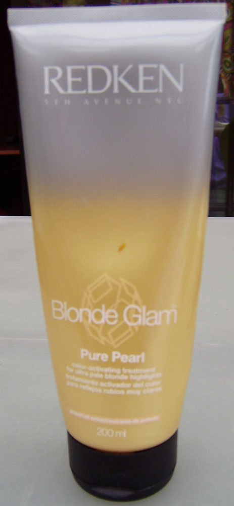 BLONDE GLAM PURE PEARL DE REDKEN