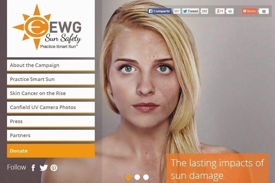 La web EWG