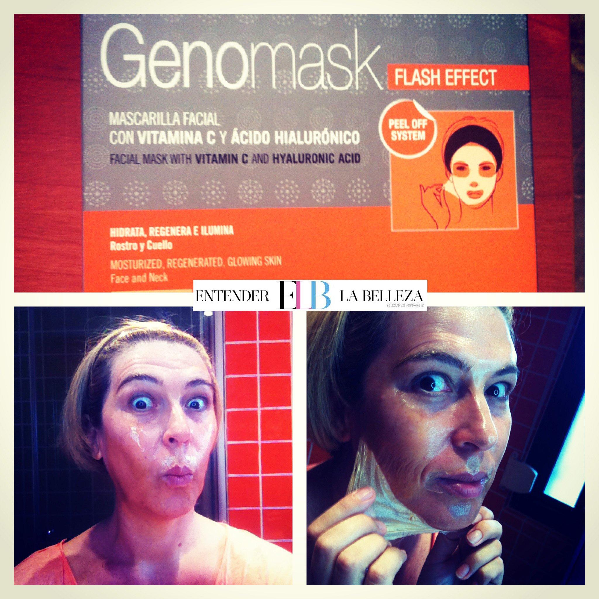 Genomask