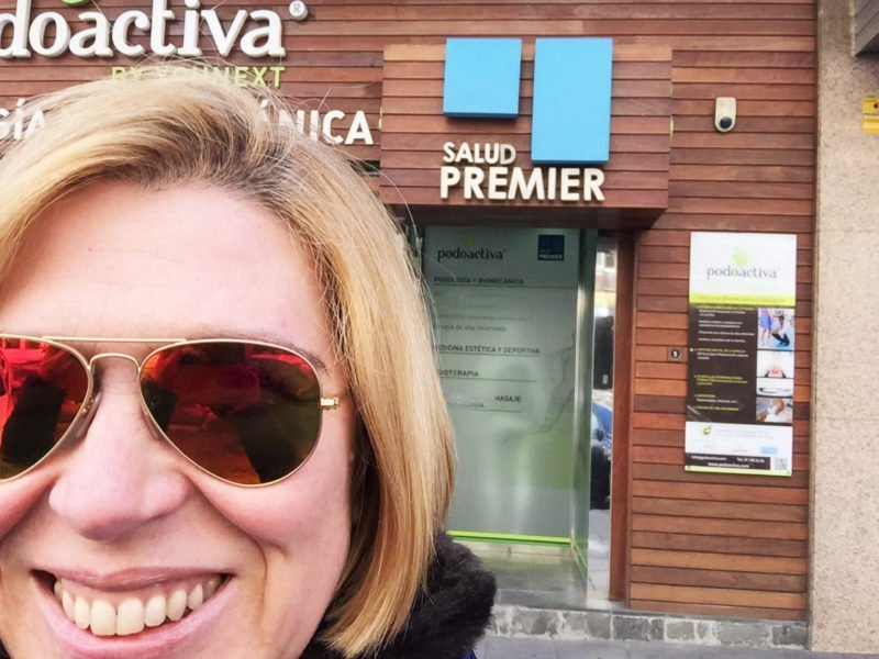 Visitando Salud Premier