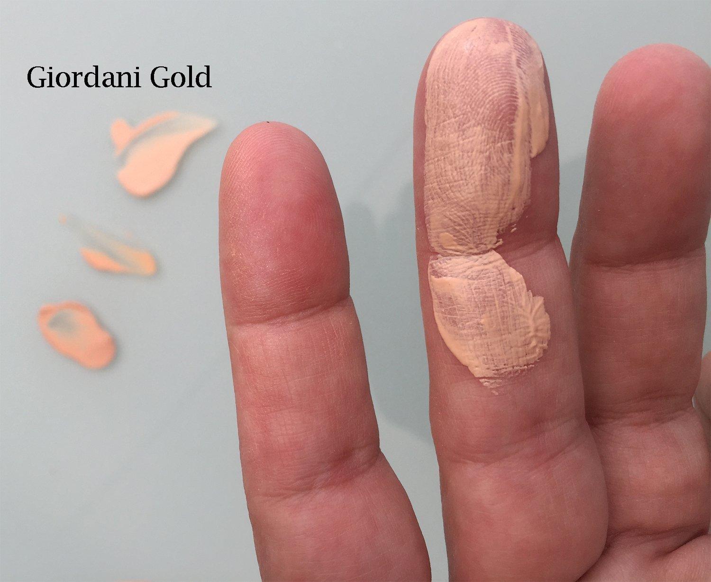 Comparativa De Cc Creams Entender La Belleza Giordani Gold Cream Spf 35 Aroma