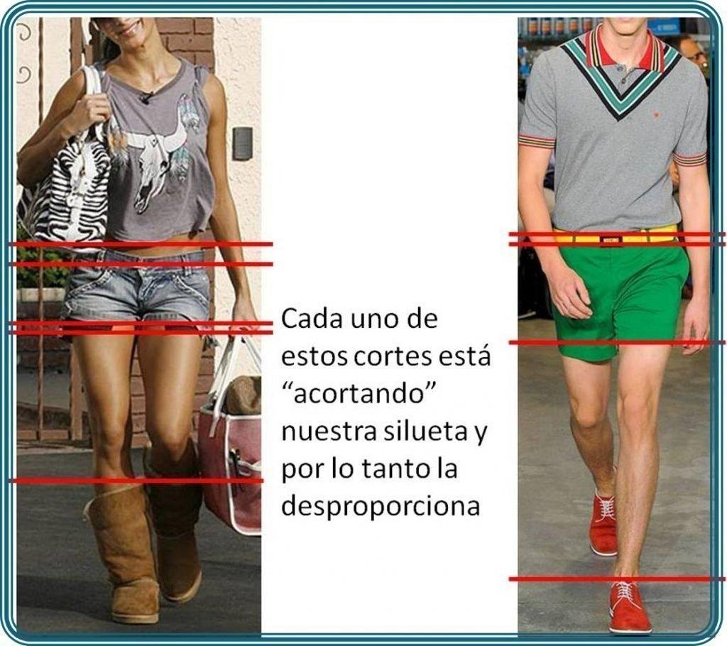 Elige Los Pantalones Cortos Perfectos Entender La Belleza