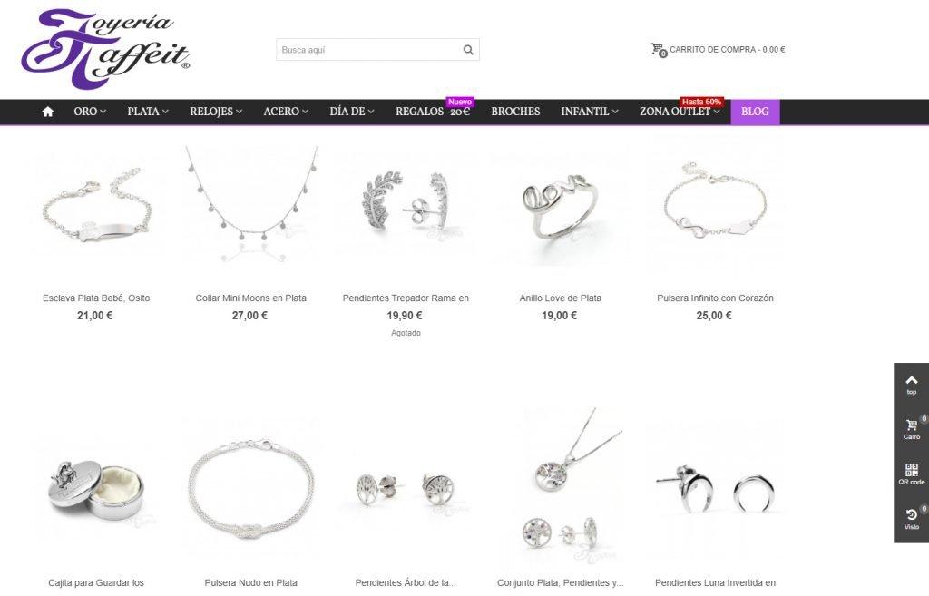 Regalos para Navidad. Mi selección de tiendas online 2019.